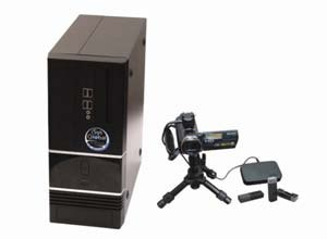 Photo iSys GlobalThe iSys video system is both a video recording device and a media manager.