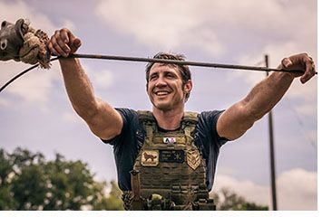 Tim Kennedy teams up with 5.11