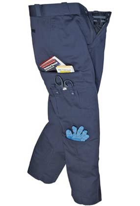 Image SpiewakThe Spiewak Performance EMS Duty Pant combines a classic  formal appearance with a high- f5adbe7c900