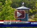 2 stabbed in riot at new Calif. prison