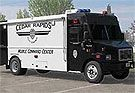 Command/Communication Vehicles from LDV