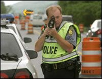 Traffic Enforcement, Highway Patrol