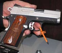 SHOT Show 2011: Personal defense weapons from Sig Sauer