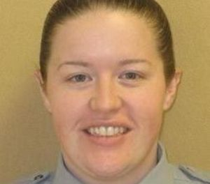 Sgt. Meggan Callahan was beaten to deathwith the fire extinguisher that she had brought to extinguish the flames set by an inmate. (Photo/North Carolina DPS)