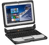 "Introducing the Toughbook 20, a 10.1"" Fully rugged detachable tablet"