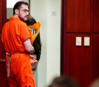 Man blows kisses in court before being sentenced to life