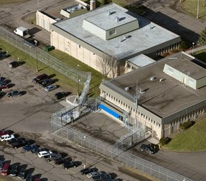 This Dec. 10, 2015, aerial file photo, shows Lincoln Hills juvenile prison in Irma, Wis. Gov. (Mark Hoffman/Milwaukee Journal-Sentinel via AP, File)/Milwaukee Journal-Sentinel via AP)