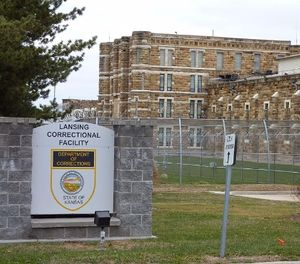 State officials have been moving inmates out of Lansing to alleviate pressure there, but that in turn has caused strain at El Dorado. (Photo/Kansas DOC)