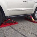AUTO CRIB-IT Vehicle Stabilization Tool: Stabilize both side-to-side and front-to-back