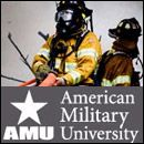 Bachelor's Degree in Fire Science Management from American Military University