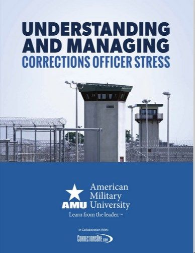 eBook: Understanding and Managing Corrections Officer Stress