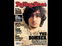 Bomber as rock star? Rolling Stone cover outrage