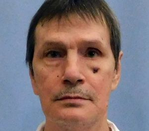 This image provided by the Alabama Department of Corrections shows Doyle Lee Hamm, an inmate scheduled to be executed Thursday, Feb. 22, 2018 in Alabama. (Alabama Department of Corrections via AP)