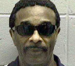 This undated image released by the Georgia Department of Corrections shows death-row inmate Carlton Gary in Georgia. (Georgia Department of Corrections via AP)