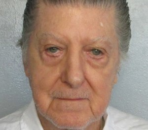 This March 2017 photo provided by the Alabama Department of Corrections shows Alabama death row inmate Walter Leroy Moody Jr., who is scheduled to be executed on April 19, 2018. (Alabama Department of Corrections via AP)