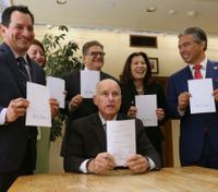 New law to make Calif. first state to end bail