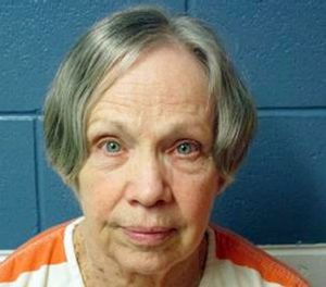 """FILE - This April 8, 2016, file photo, provided by Utah State Prison shows Wanda Barzee. Appearing in an interview Tuesday, Sept. 18, 2018, on """"CBS This Morning,"""" Elizabeth Smart said she believes Barzee remains a danger. Barzee is expected to be freed Wednesday after 15 years in custody because Utah authorities had miscalculated the amount of time the woman should serve. (Utah State Prison via AP, File)"""