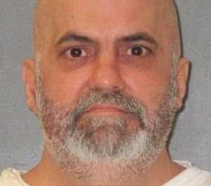 This undated photo provided by the Texas Department of Criminal Justice shows death row inmate Daniel Acker. Acker has been executed Thursday, Sept. 27, 2018, for fatally running over his girlfriend. At least eight other Texas inmates have planned execution dates in the coming months. (Texas Department of Criminal Justice via AP, File)