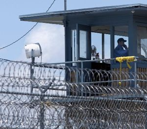 Arkansas' prison system is struggling with a high number of vacancies. (AP Photo/Danny Johnston)