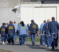 Calif. prisons phase out 'sensitive needs' yards