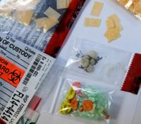 Md. COs uncover smuggling scheme after finding balloon of drugs in underwear
