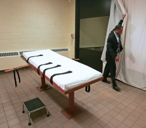 A federal judge said Friday it's unlikely Arkansas will carry out any executions before 2019. (AP Photo/Kiichiro Sato)