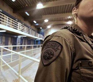 When correctional leaders motivate their subordinates, they improve the quality of servicein their facilities. (AP Photo/Rich Pedroncelli, File)