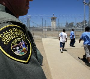Correctional officers need soft skills to help them communicate effectively and deescalate situations or resolve conflicts. (AP Photo/Rich Pedroncelli)