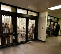 Meds to combat overdose deaths rarely used behind bars