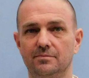 Michael Eggers is scheduled to be executed Thursday for the 2000 choking death of Bennie Francis Murray, his boss at a traveling carnival concession business. (Photo/Alabama DOC)