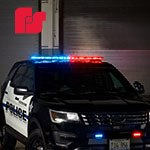 Allegiant™- the new low-profile, dual color, linear light bar