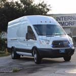 Armored Ford Transit Tactical Van