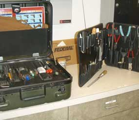There are a lot of tools that you are going to want to get your hands on that you may not think about. Most of these you can get at your local hardware, big box or department stores. (PoliceOne Image)