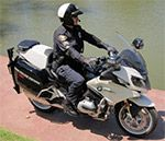 The 2016 R 1200 RT-P BMW Motorcycle