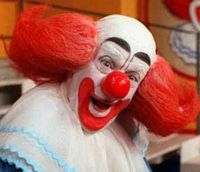 Watch out for 'Bozo the Clown' on Halloween