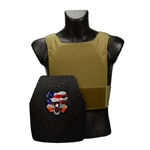 10X12 or 11X14 Concealable Armor System