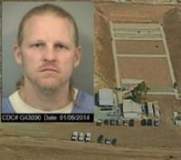 Calif. inmate assaults COs with concrete rock