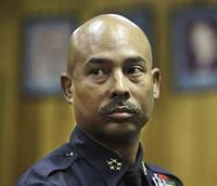 Detroit interim police chief's job made permanent