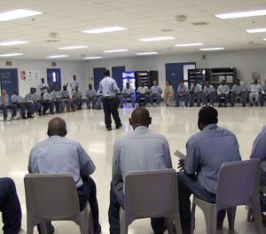 A central factor in VADOC reducing recidivism rates is the implementation of a reentry modality called the Cognitive Community model. (Photo/VADOC)
