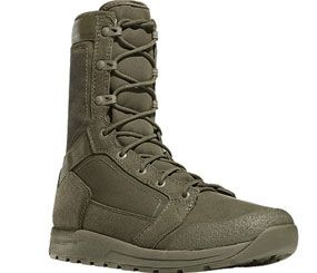"The Danner Tachyon boot was ""engineered to be our lightest most flexible boot ever for combat training and for daily use,"" says the Danner website. (Image Courtesy of Danner)"