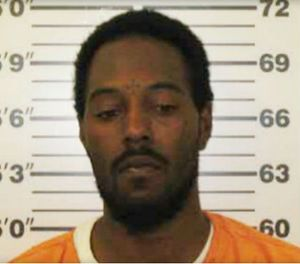 Inmate Kevin Singleton was arrested in January. (Chowan County Sheriff's Office Image)