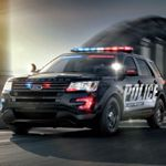 Customized Ford Police Utility Defender