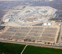 How California's prison population limit accelerated CDCR's effort to 'go green'