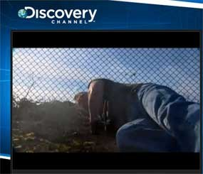 This Discovery Channel video clearly shows that a prone subject can easily fire from that position in an unbelievably short period of time. Just how fast will be determined when Force Science analyzes issues their report in coming weeks.