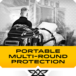 Defend Yourself with a Light, Concealable Shield
