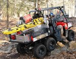 FireLite Transport Deluxe UTV Fire/Rescue Skids