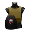 CATI Body Armor 10x12 or 11x14 Concealable Armor System