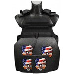 CATI AR500 Body Armor MOPC Carrier Level III Package w/ Side Plates