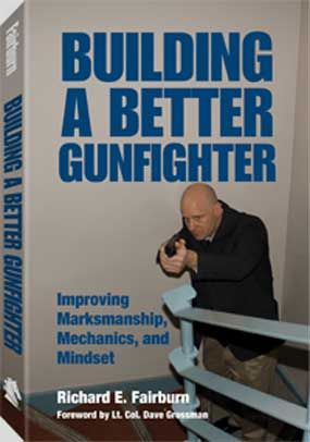 We are delighted to announce the release of a new book, Building a Better Gunfighter — Improving Marksmanship, Mechanics, and Mindset, by PoliceOne Firearms Columnist Dick Fairburn. The book is now shipping from Paladin Press,with a cover price of $19.95. Congratulations Dick, on the completion of an excellent new resource for law enforcers.