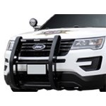 PBX05 Push Bumper for 2016 Ford Interceptor Utility